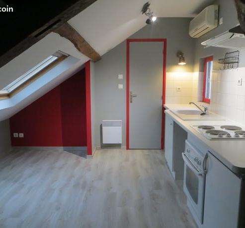 De particulier à particulier Bourges, appartement appartement, 18m²