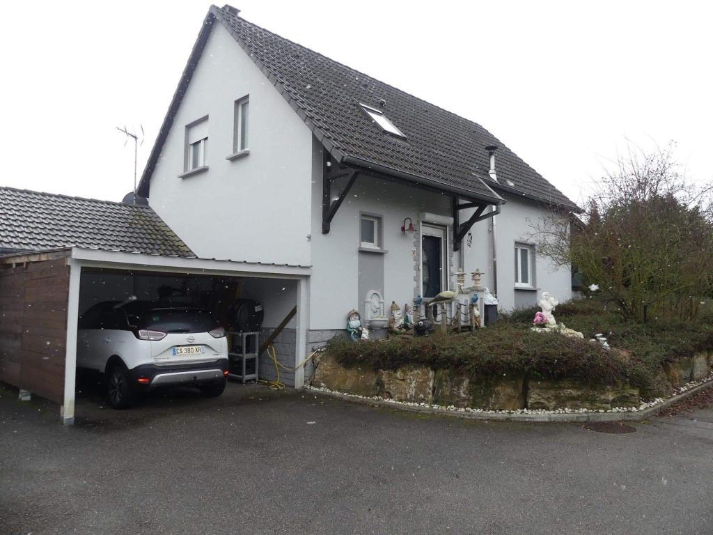 Location particulier à particulier, maison, de 130m² à Carspach