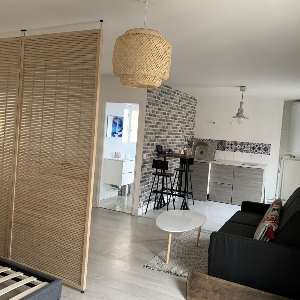 Location particulier à particulier, appartement, de 41m² à Montmorency