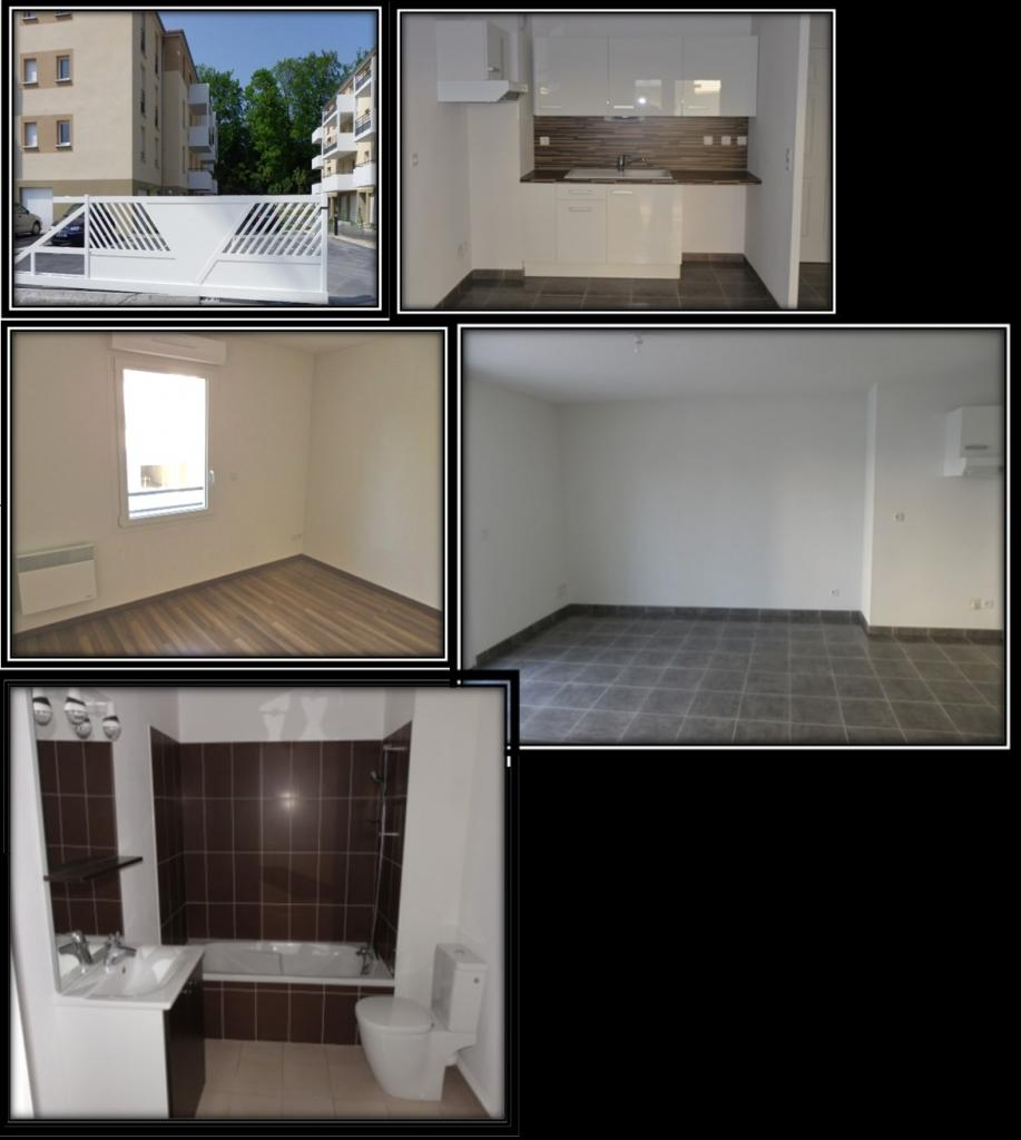 Location de particulier à particulier à Sainte-Savine, appartement appartement de 39m²