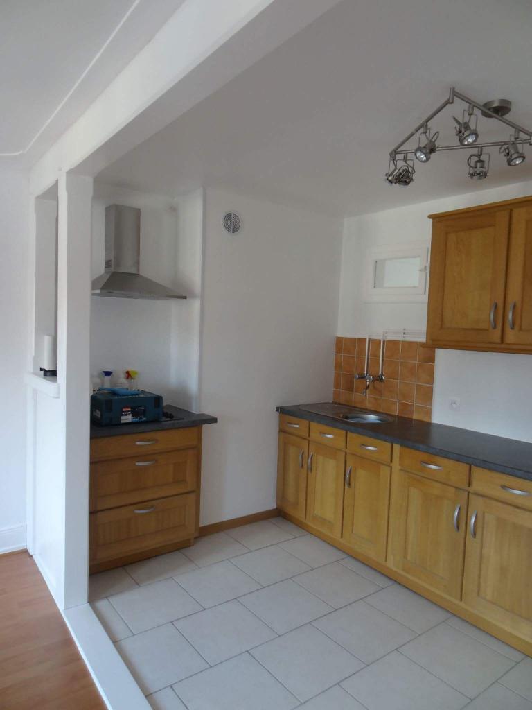 De particulier à particulier , appartement, de 54m² à Carspach