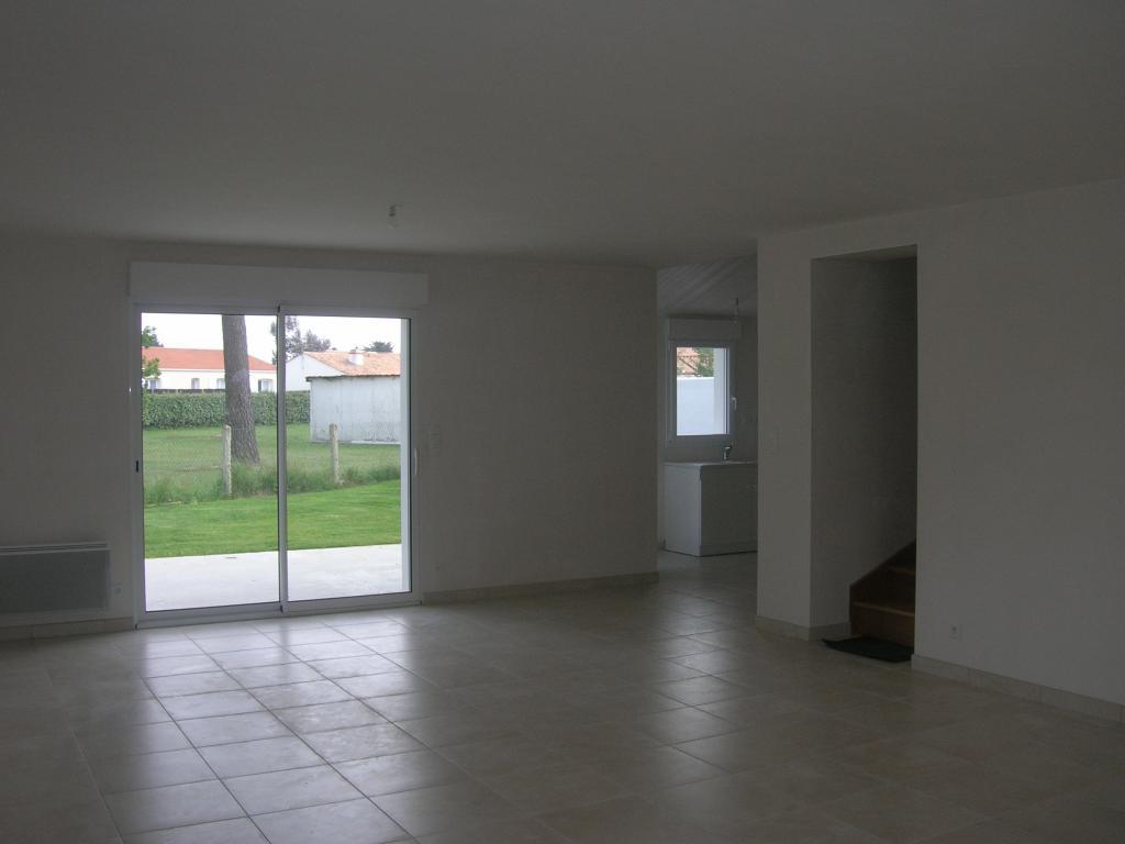 Location particulier à particulier, maison, de 97m² à Notre-Dame-de-Riez