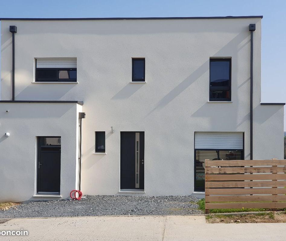 Appartement particulier à Fontaine-Étoupefour, %type de 113m²