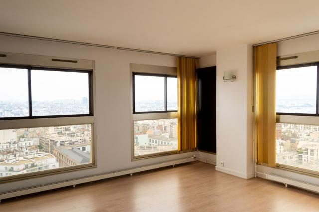 Location appartement T3 Paris 15 - Photo 3
