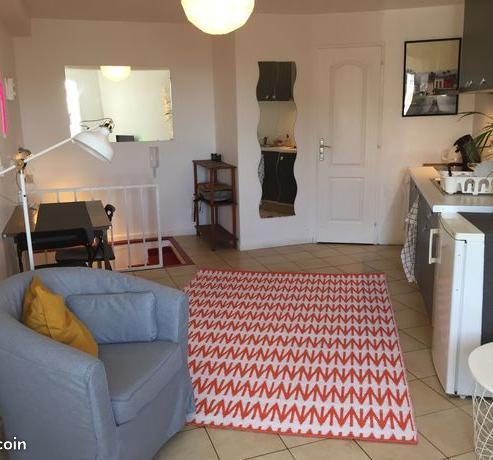Location particulier à particulier, appartement à Sète, 27m²
