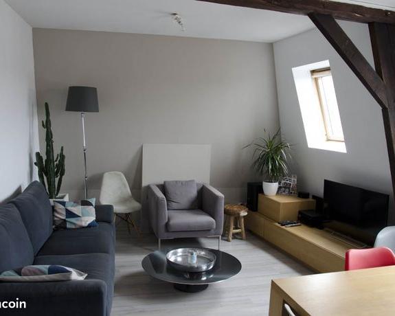 Location de particulier à particulier, appartement, de 71m² à Lannoy