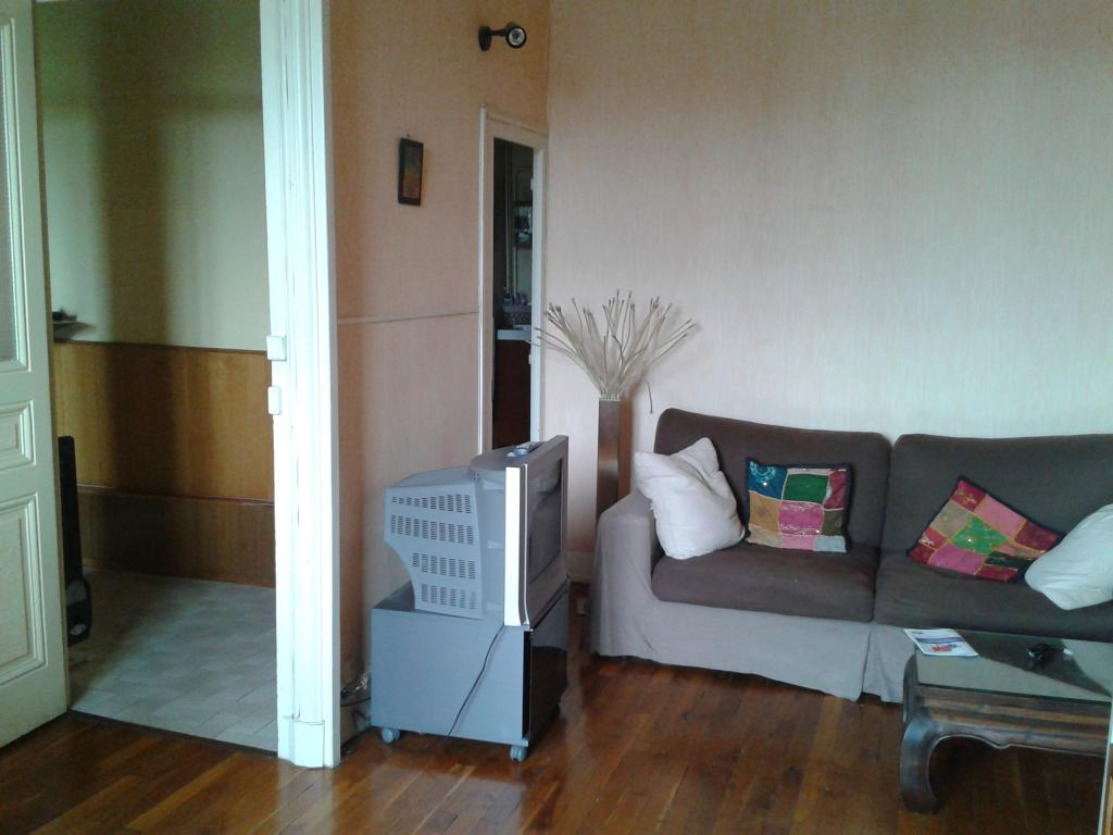 Location particulier, appartement, de 51m² à Villeurbanne