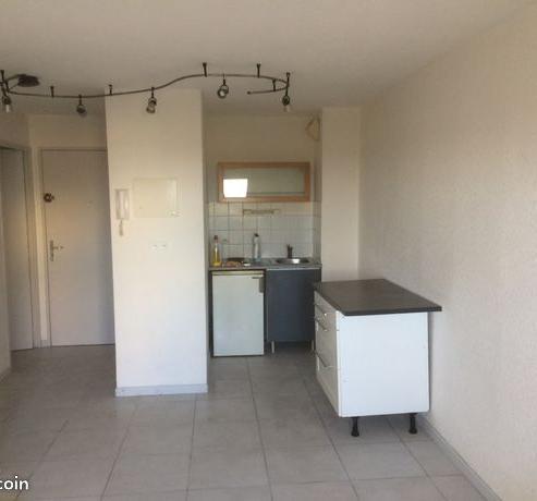 Location appartement entre particulier Grabels, appartement de 33m²
