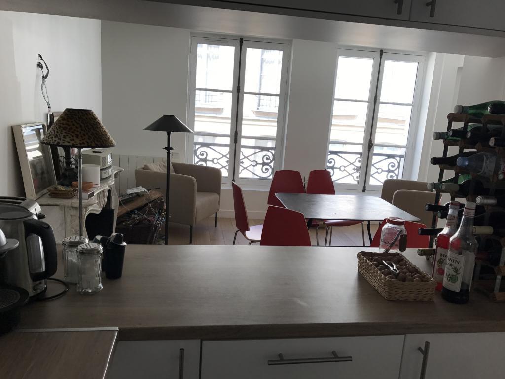 1 chambre disponible en colocation sur Paris 06