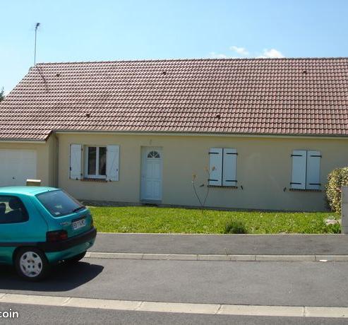 Location de particulier à particulier, maison, de 105m² à Bourges