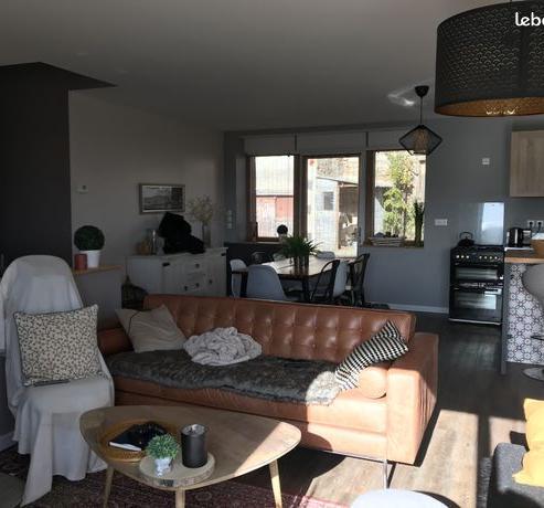 De particulier à particulier Le Crest, appartement maison de 110m²