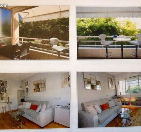 Location de particulier à particulier à Cannes, appartement studio de 19m²