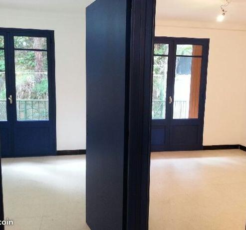 Location immobilière par particulier, La Bastide, type appartement, 50m²