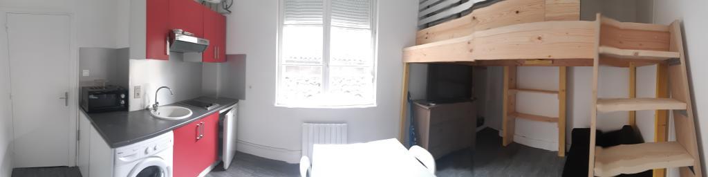 Location de particulier à particulier à Sancé, appartement studio de 19m²