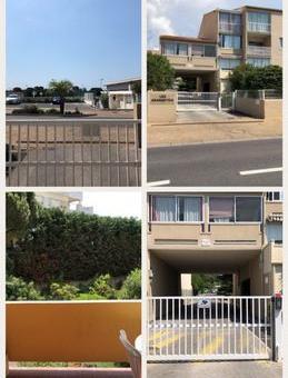 Appartement particulier à Sète, %type de 20m²