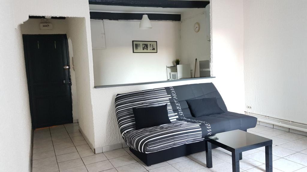 Location particulier à particulier, studio à Béziers, 28m²