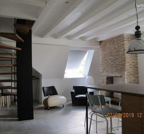 De particulier à particulier, appartement à Tours, 40m²
