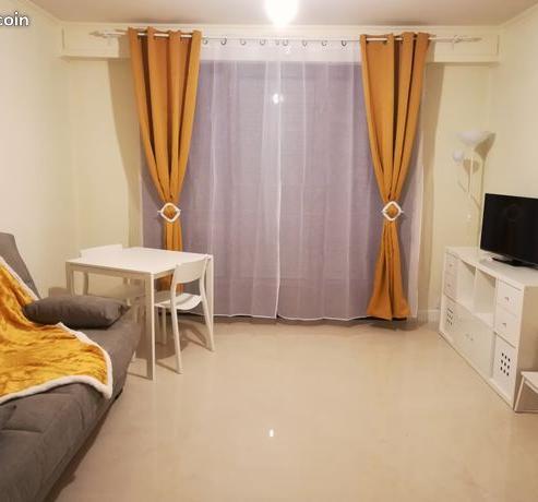 Location de particulier à particulier à Aix-les-Bains, appartement appartement de 23m²