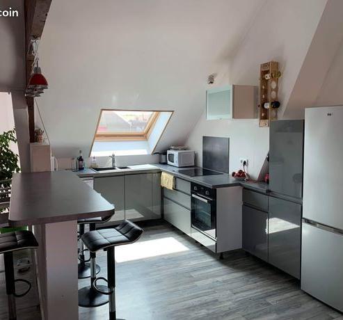 Location appartement entre particulier Calais, de 73m² pour ce appartement