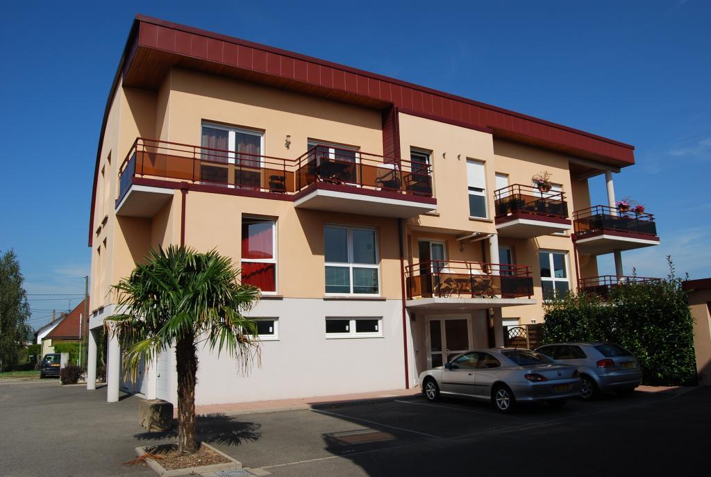 Location immobilière par particulier, Altorf, type appartement, 54m²