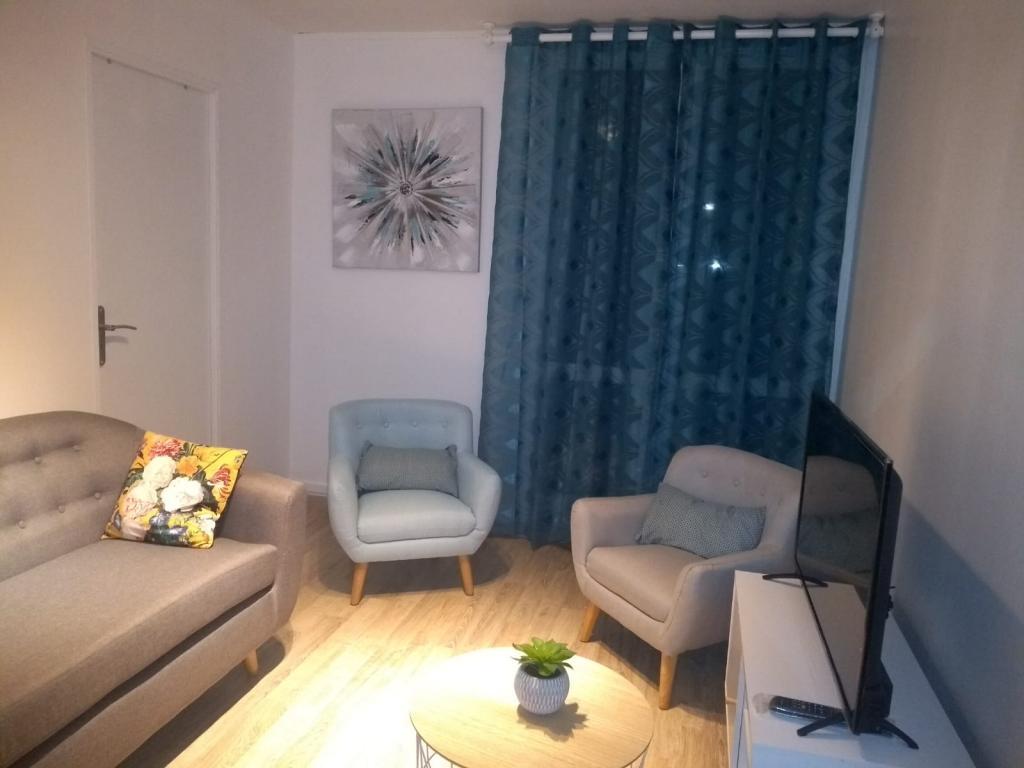 1 chambre disponible en colocation sur Roissy en Brie