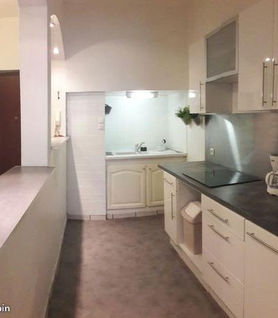 Appartement particulier à Serpaize, %type de 39m²
