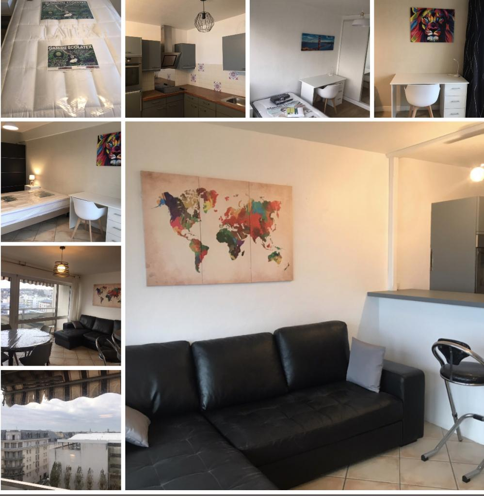 Location chambre Le Havre - Photo 4