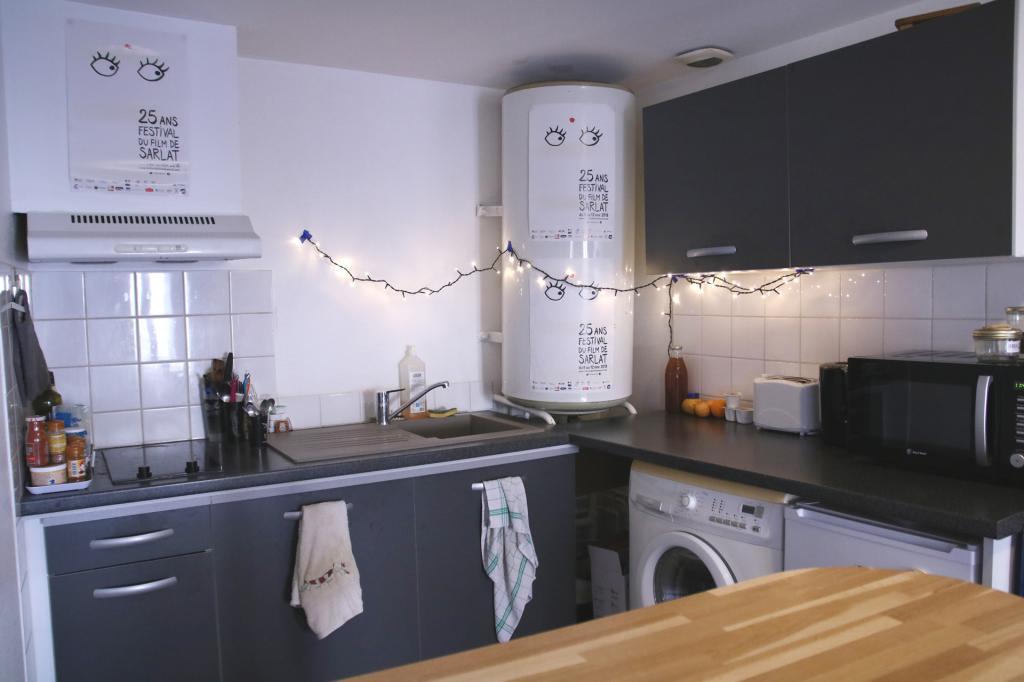 Appartement particulier à Angoulême, %type de 43m²