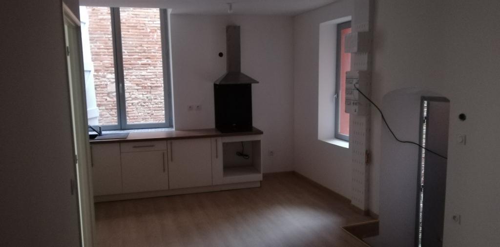 De particulier à particulier Montauban, appartement appartement de 34m²