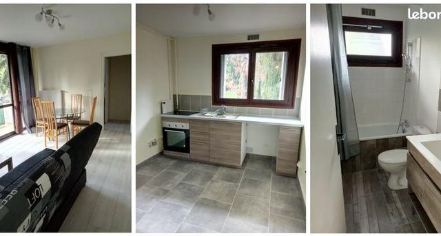 Location appartement T1 Villiers sur Marne - Photo 2