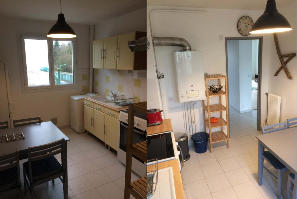 De particulier à particulier, appartement à Rennes, 59m²