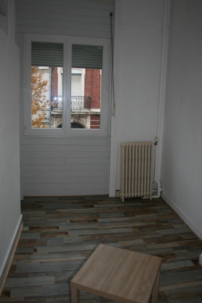 Location immobilière par particulier, Douai, type studio, 18m²