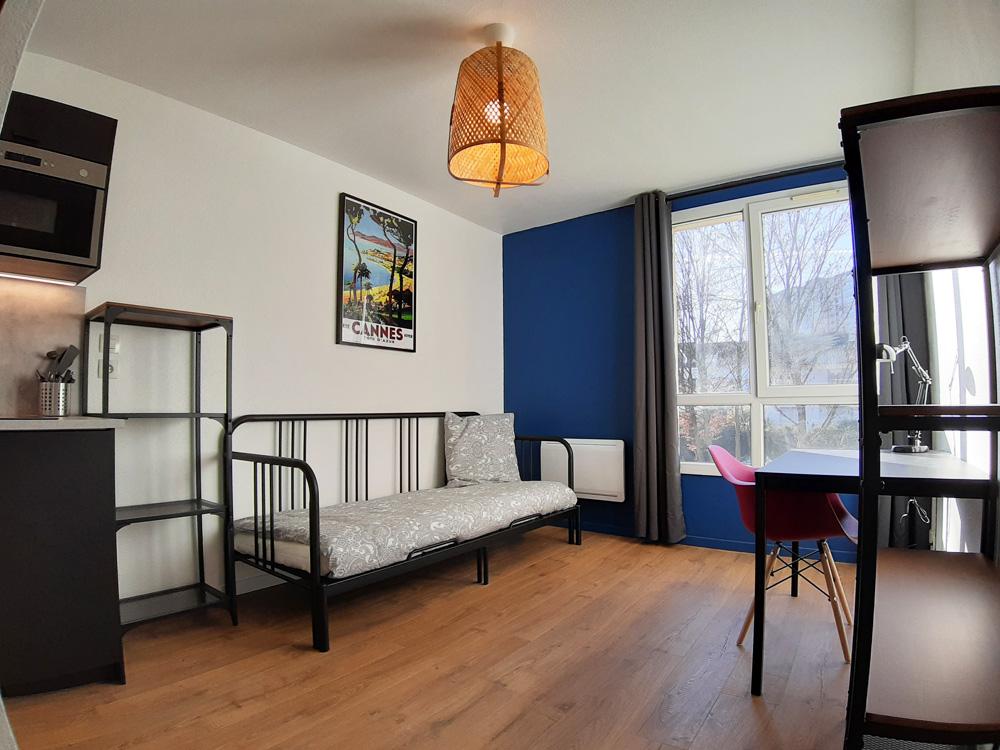 Location appartement par particulier, studio, de 18m² à Mulhouse