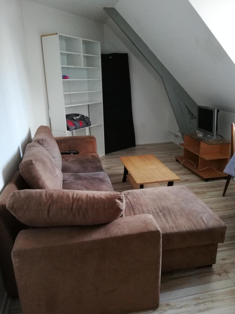 De particulier à particulier Saint-Brieuc, appartement appartement de 16m²