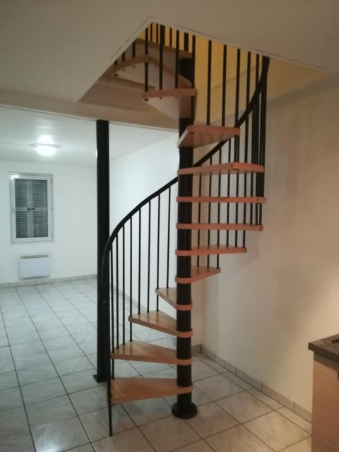 Location appartement T2 Amfreville la Mi Voie - Photo 2