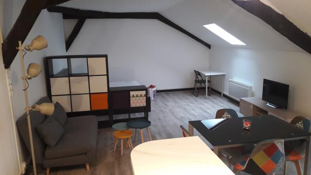 Location appartement T1 Nevers - Photo 1