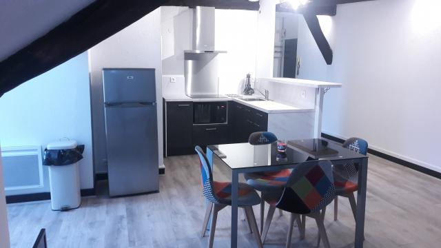 Location appartement T1 Nevers - Photo 2
