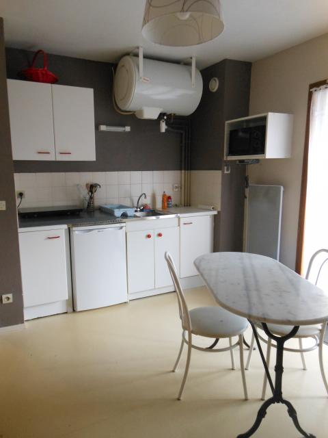 Location appartement T1 Nancy - Photo 2