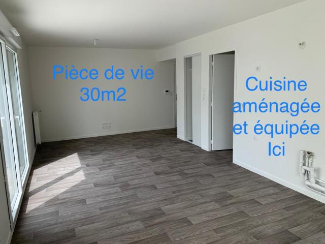 Location appartement T3 Rennes - Photo 2