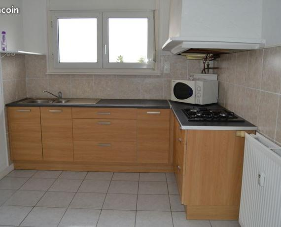 Location appartement T3 Chantraine - Photo 1