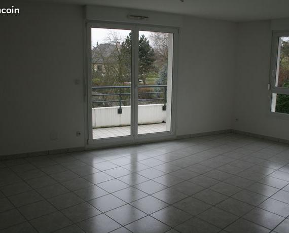 Location appartement T3 Berstett - Photo 1