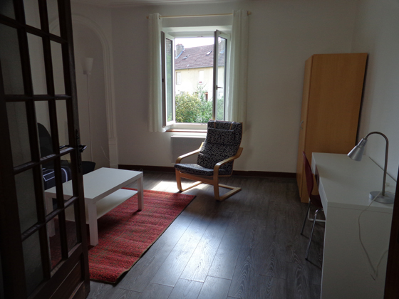 Location appartement T1 Nancy - Photo 1