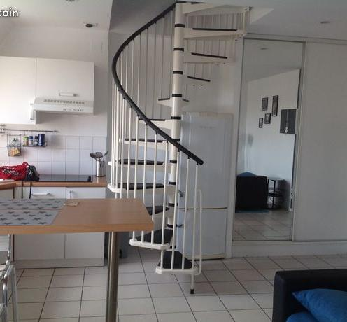 Location appartement T2 Nancy - Photo 1