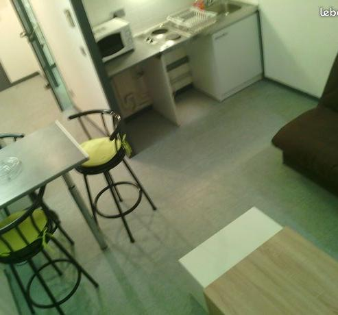 Location appartement T1 Le Mans - Photo 1