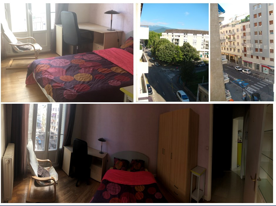 Location chambre Grenoble - Photo 2