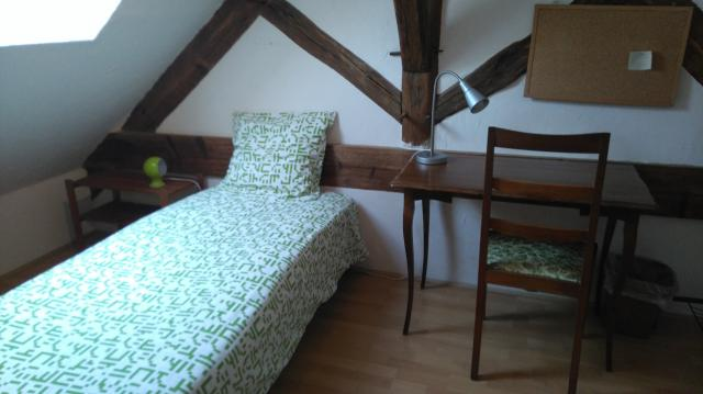 Location chambre Tours - Photo 1