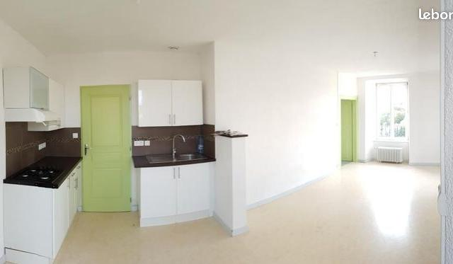Location appartement T4 St Dizier l'Eveque - Photo 1