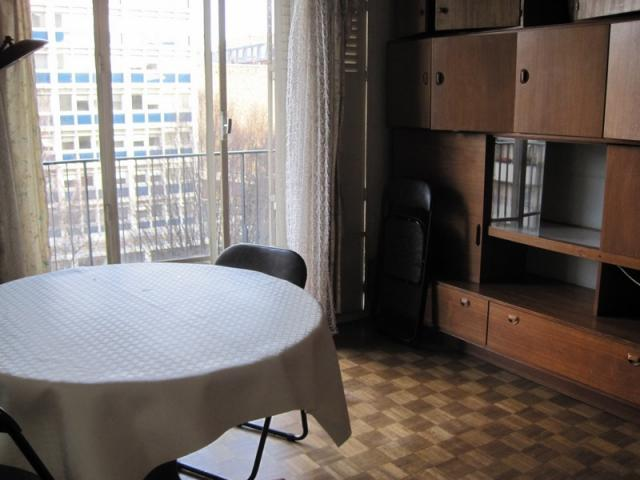 Location appartement T1 Paris 19 - Photo 1
