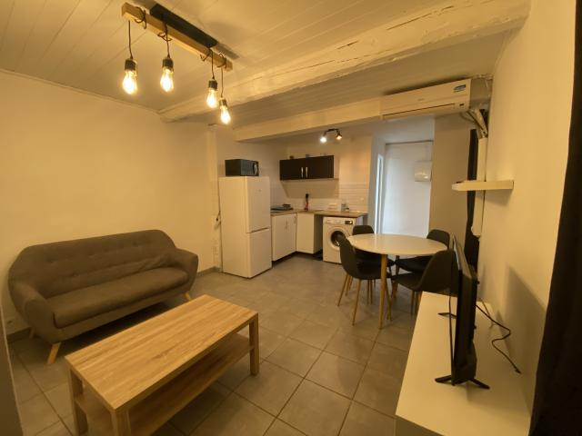 Location appartement T1 Nimes - Photo 1