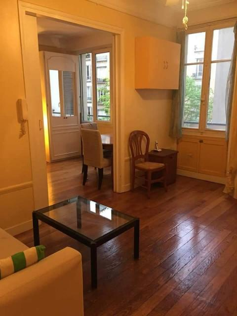 Location appartement T2 Paris 17 - Photo 2